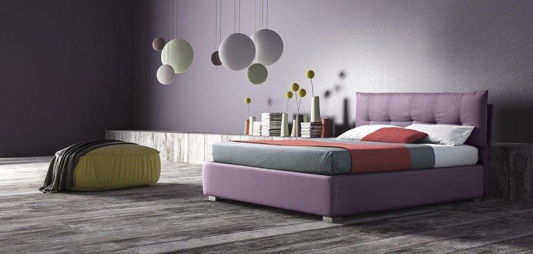 Il letto mod. Gaia
