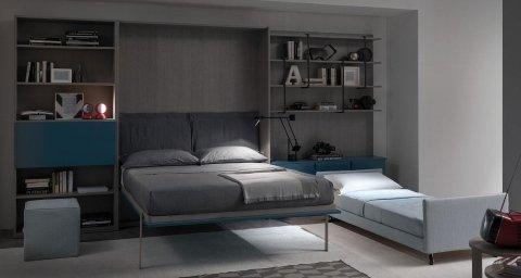 vertigo notte con lettino