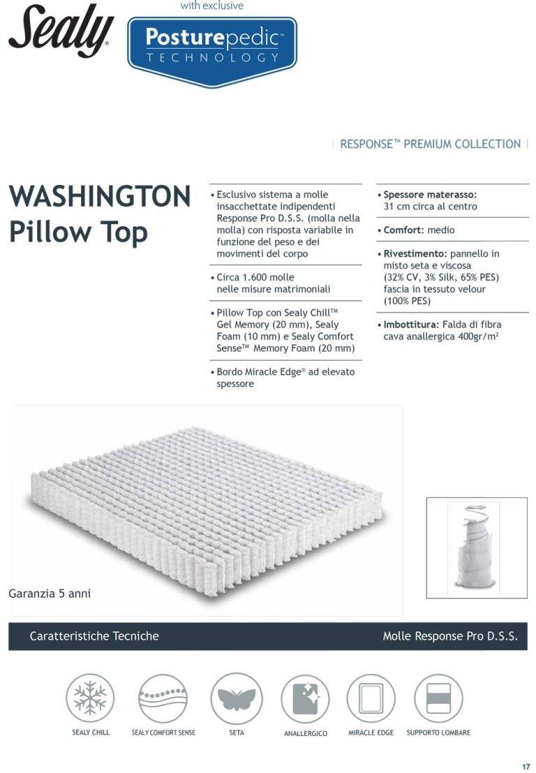 WASHINGTON-PILLOW-TOP
