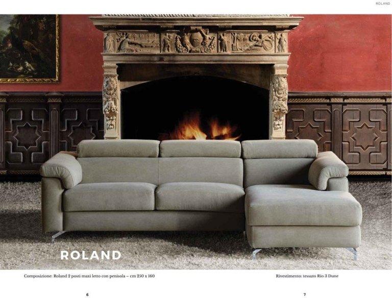 Arnold & Ronald - divano