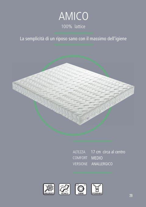 Materassi in latticeSapsappeal