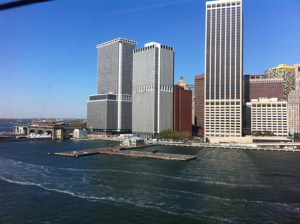 Downtown Manhattan Heliport
