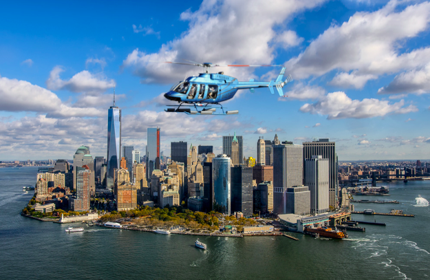 Manhattan Helicopters Deluxe Manhattan Tour