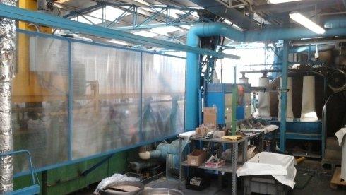 macchinari industriali per trattamento metalli