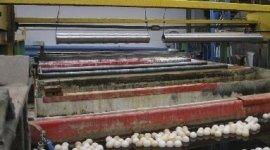 trattamento pezzi in metallo, zincatura torino