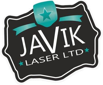 Javik Laser Creations logo