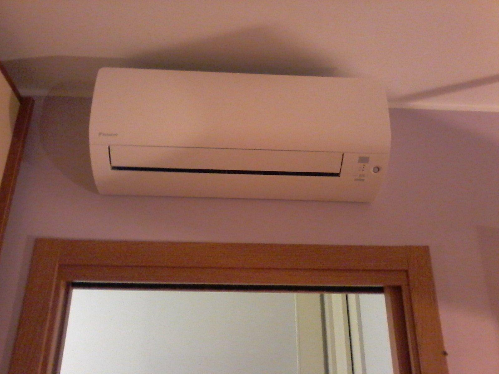 Installazione e manutenzione di impianti di climatizzazione