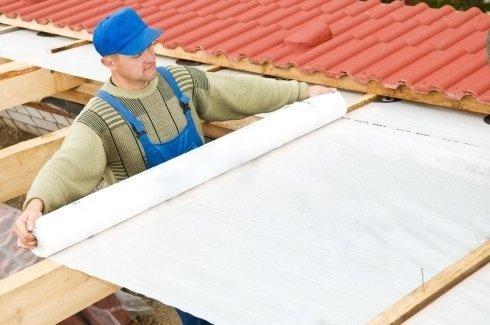 Interventi di impermeabilizzazione tetti