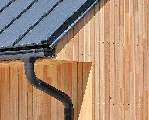 Lavorazioni personalizzate in lattoneria per tetti