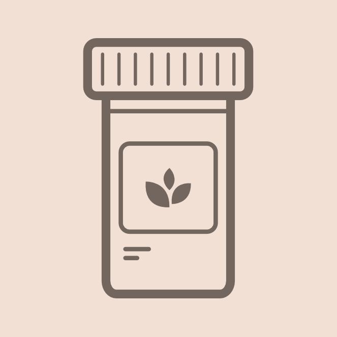 herbal medicine icon