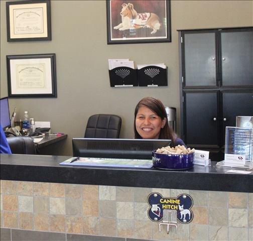 Lakeside Animal Clinic receptionist