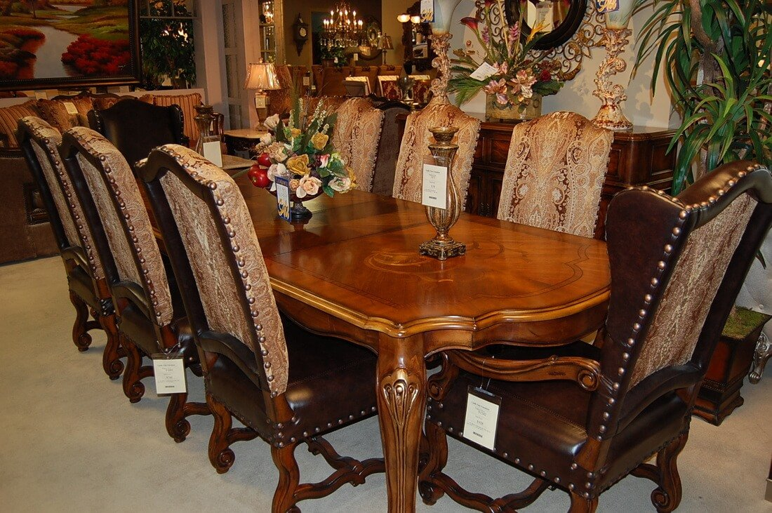 Elegant Dining Room Sets Houston, TX