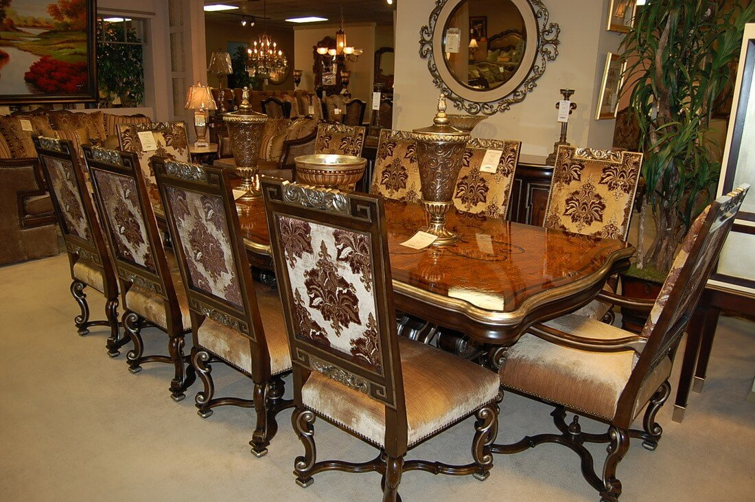 Beautiful Dining Room Sets Houston, TX
