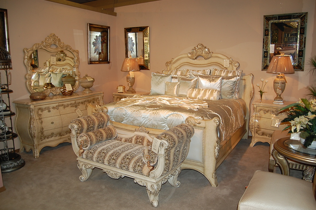 Unique Bedroom Furniture Houston, TX | Furniture Store | Fine Furniture