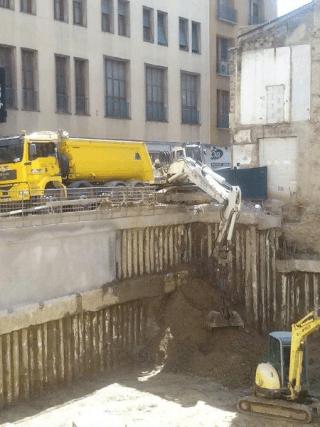 scavi e demolizioni