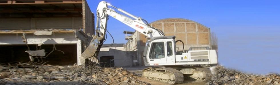 demolizioni e movimento terra a Foiano della Chiana, Arezzo