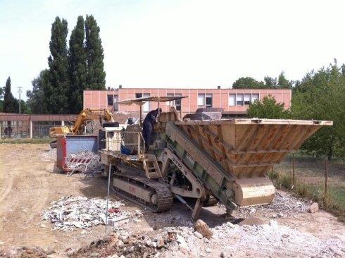 Demolizioni di costruzioni