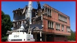 demolizione fabbricati civili