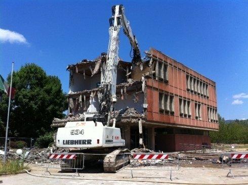 Demolizioni in Toscana