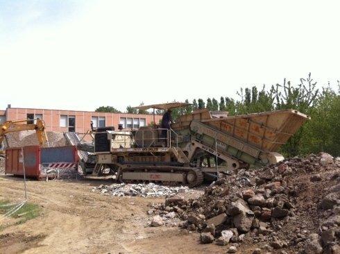 Demolizioni di costruzioni Toscana scavi
