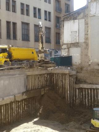 demolizione di fabbricati civili
