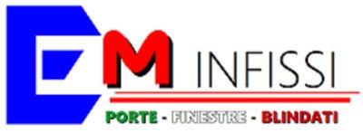E.M. INFISSI-Logo