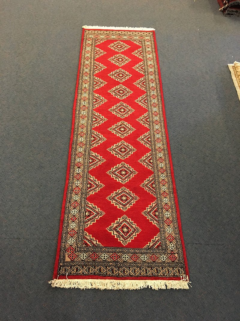 Jaldar, Pure Wool Pile, Hand-Knotted, rug