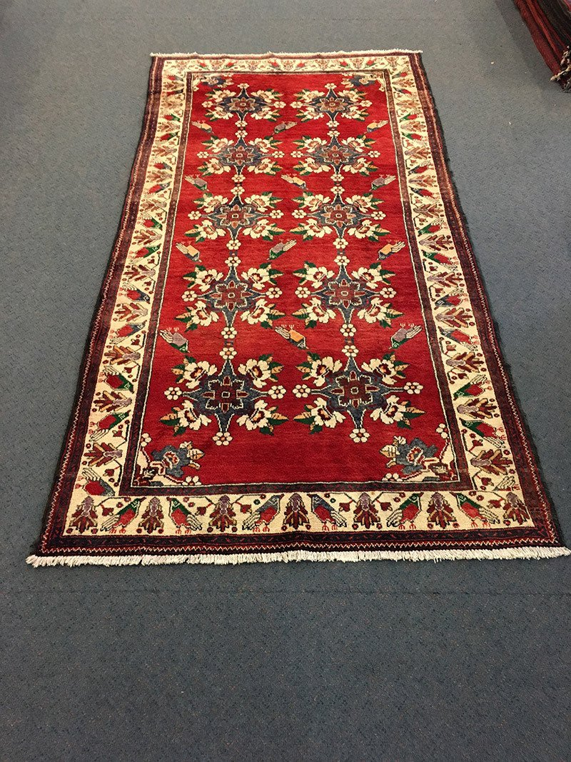 Persian Lori, Pure Wool Pile, Hand-Knotted rug