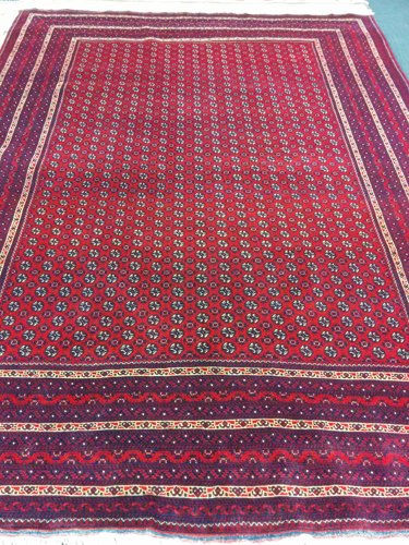 Designer persian rug