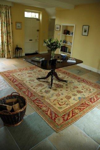 Beautifully designed carpet