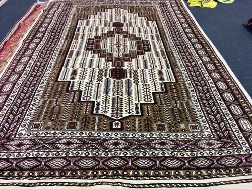 Anitique and Indigo rugs