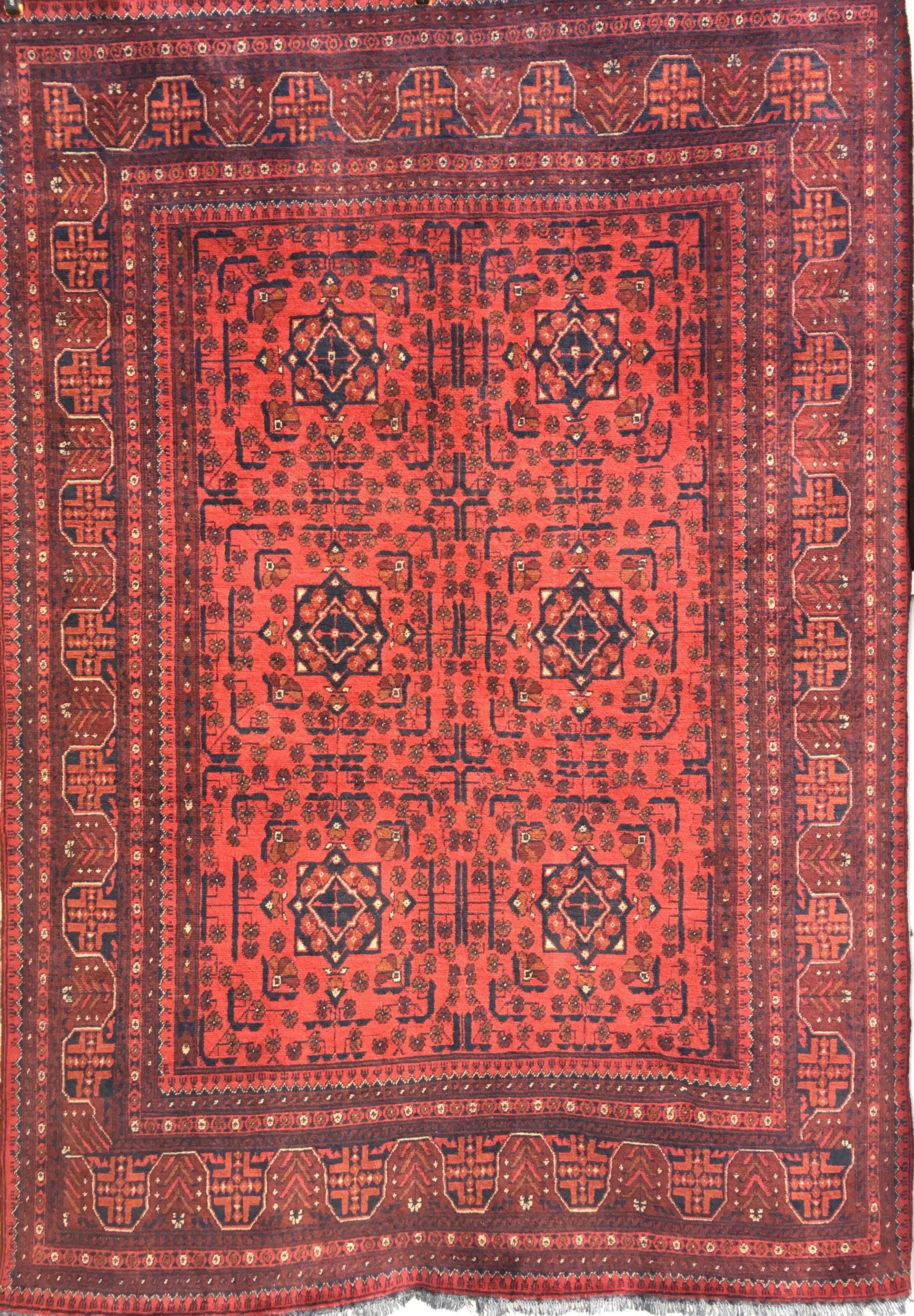 Classic handmade rug