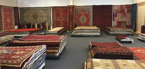 Low cost persian rugs