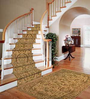 Beautiful carpet for home