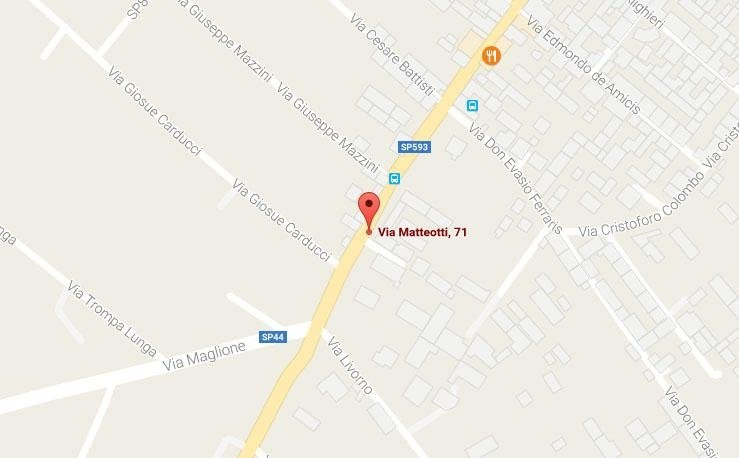 Borgo D'Ale Via Matteotti 71