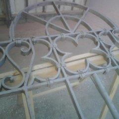 sabbiatura su alluminio