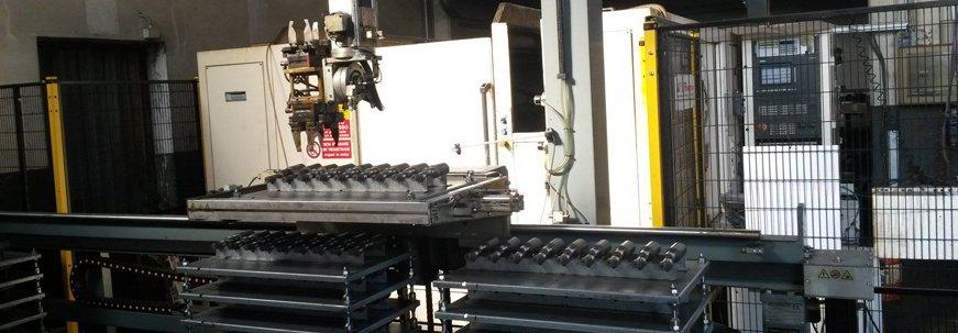 macchina rettificatrice a CNC