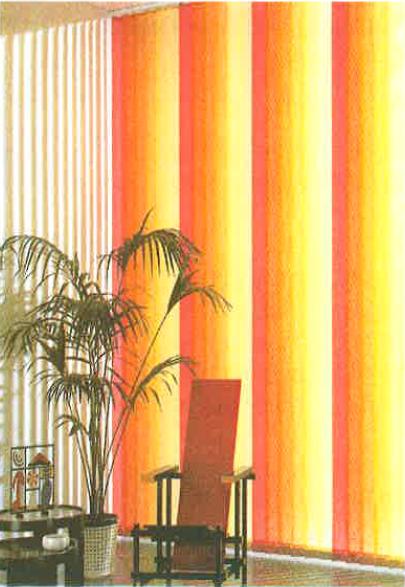 tenda verticale standard