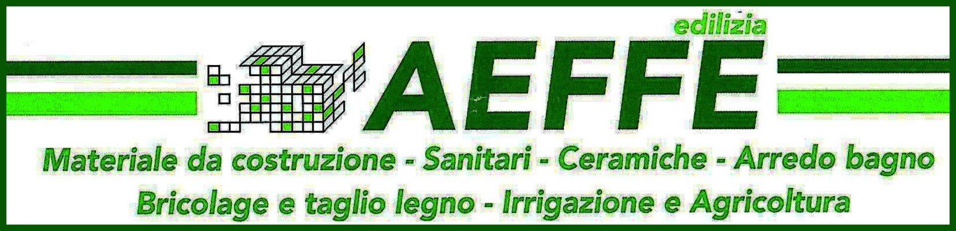 EDILIZIA AEFFE - Logo