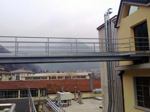carpenteria meccanica a Brescia