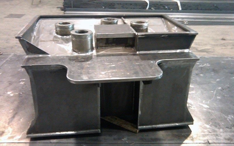 basamento metallo