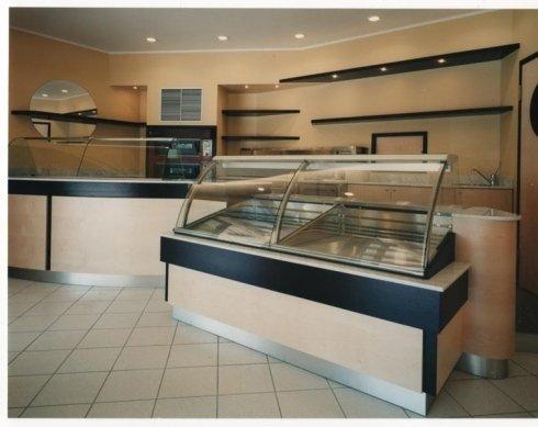 Arredamento per bar, ristoranti e gelaterie