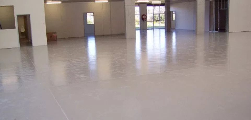 Polished Concrete Flooring in Albany, NY