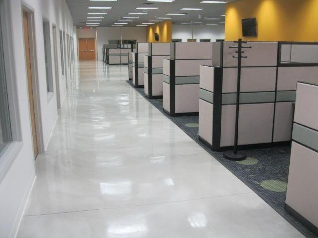 Concrete Polished Concrete Flooring in New York: A Nearly