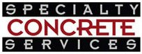 Specialty Concrete Services Logo