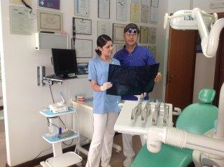Dott. favero Andrea e staff