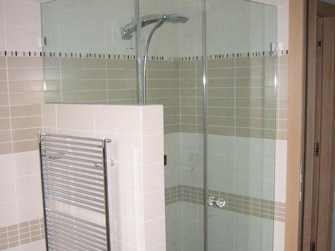 Box per docce non standard