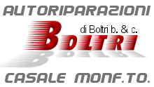 AUTORIPARAZIONI BOLTRI B. & C. snc - Logo