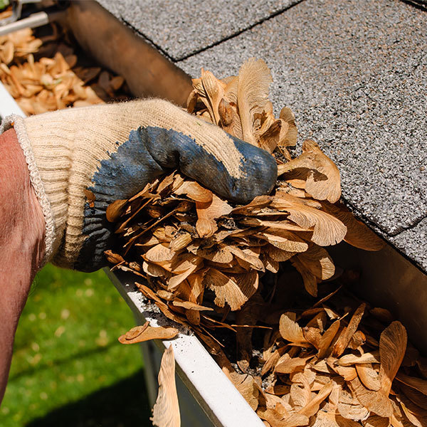 Guttering services in Nelson