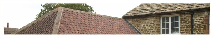 We provide a professional tiled roofing service for your home